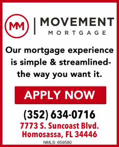 Pam Cleary Movement Mortgage, Homosassa, FL