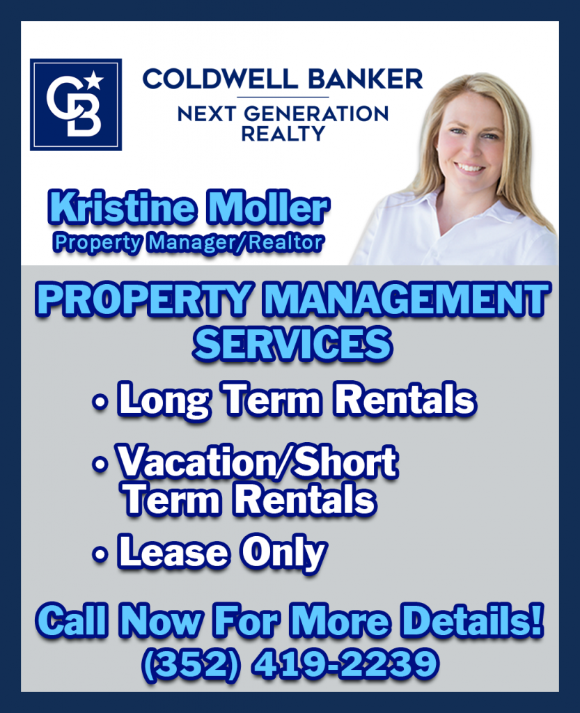 Kristine Moller, Property Manager, Coldwell Banker Next Generation Realty